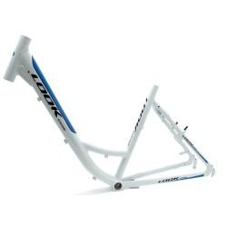 Cuadro Mountain Bike Rodado 26 Aluminio V-brake Look Mujer