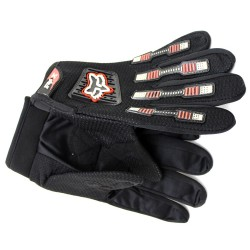 Guantes Fox dedo largo
