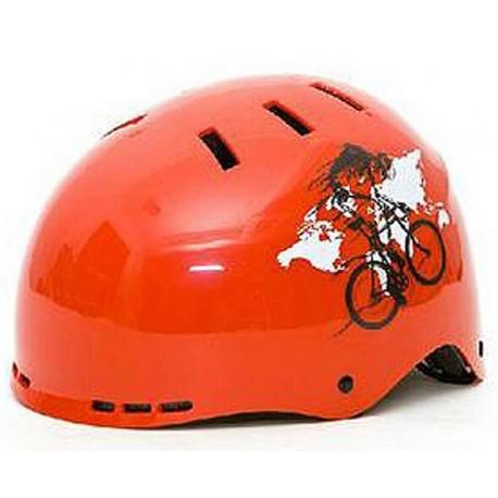 Casco de ciclismo urbano