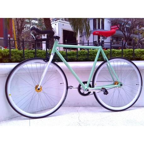 Bicicleta Fixie de Aluminio modelo Spectro