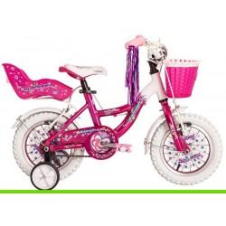 Bicicleta Raleigh Cupcake Rodado 12