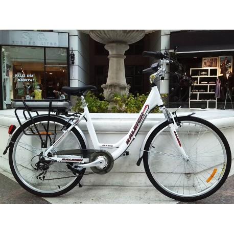 Bicicleta Eléctrica Raleigh Rodado 26