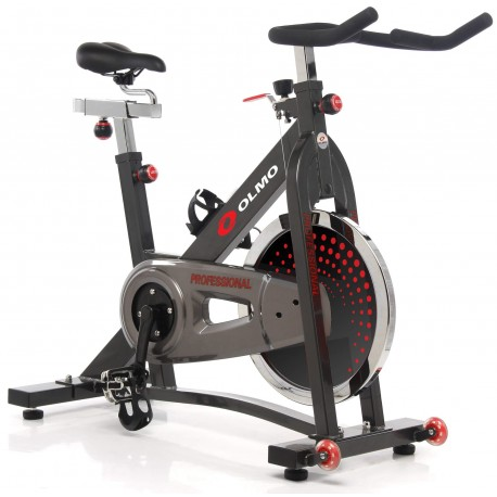 Bicicleta Fija Spinning Indoor Professional Olmo 73
