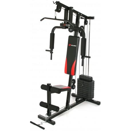 Multigimnasio Olmo 44 (11 Ejercicios 45 kg)
