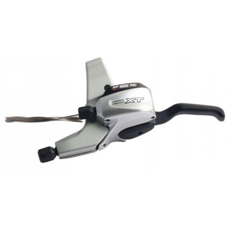 Shifter Shimano Deore XT ST-M761 Integrado