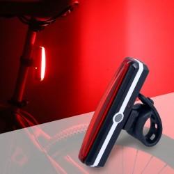 Luz Trasera Recargable por USB