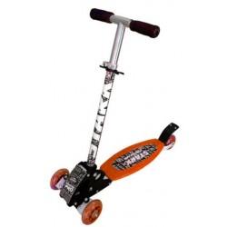 Monopatín Scooter 3 Ruedas Regulable