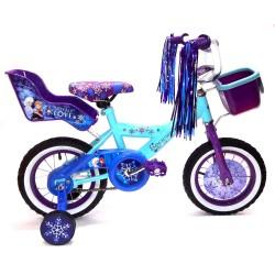 Bicicleta de Nena Rodado 12 Frozen Disney