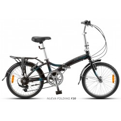 Bicicleta Plegable Aurora Folding F20
