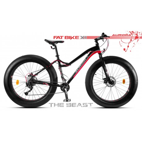 Bicicleta Fatbike Aurora X1