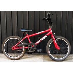 Bicicleta BMX Marca Kamikaze Usada