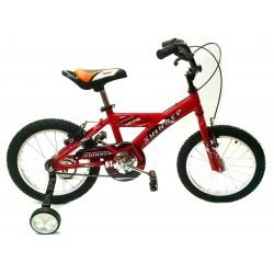 Bicicleta Skin Red Native Rodado 16