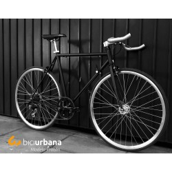Bicicleta Media Carrera de Acero modelo Protón
