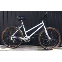 Bicicleta Usada Mountain Bike R26 Mujer