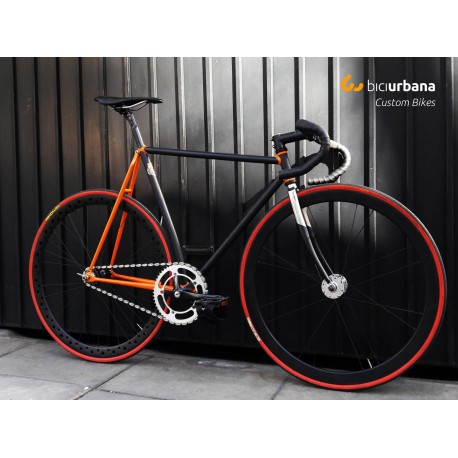 Fixies con trabajos especiales custom