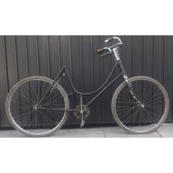 Bicicleta Bianchi 1930 Restauración Conservativa (en proceso)