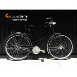 Bicicleta Inglesa Restaurada y Pintada