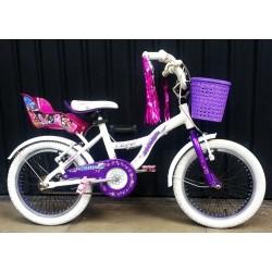 Bicicleta Rodado 16 Raleigh Honey Usada