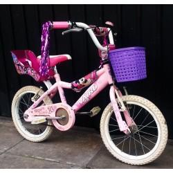 Bicicleta Vairo para Nena Rodado 16 Usada