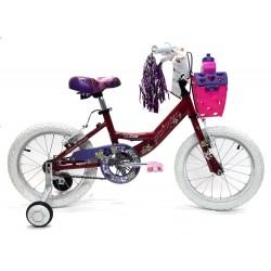 Bicicleta Skinred Lola Nena Rodado 16