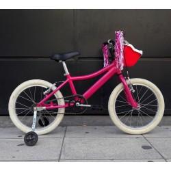 Bicicleta Usada Rodado 16 de Aluminio Nena