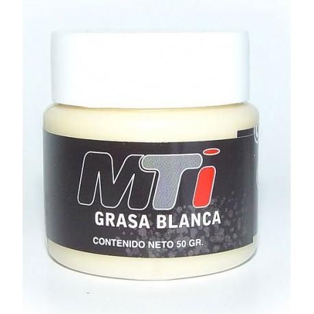 Grasa Lubricante MTI Blanca 50 g