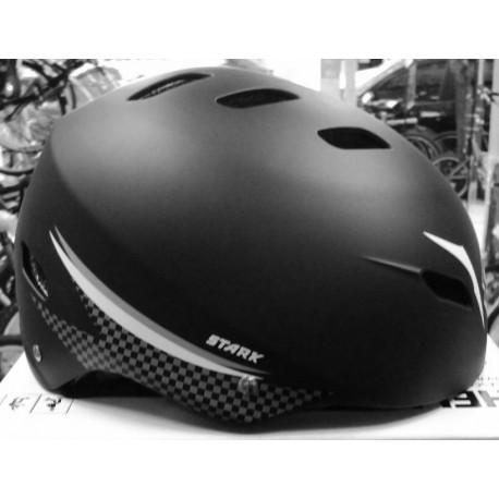 Casco Ciclismo Color negro Stark