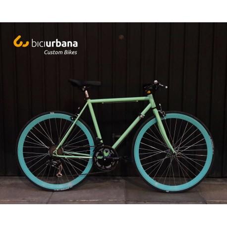Bicicleta de Ruta de Acero modelo Vento