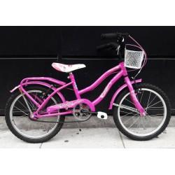 Bicicleta Usada de Nena Rodado 20