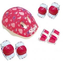 Kit de protecciones para nena