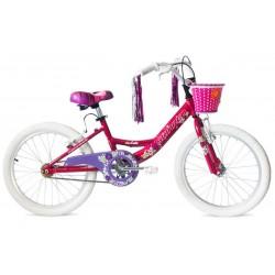Bicicleta Skin Red Lola Rodado 20