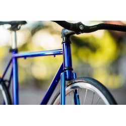 Bicicleta Single Speed con Velocrom