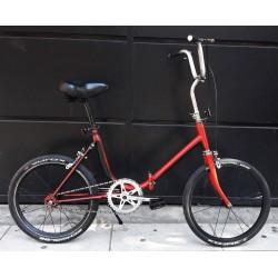 Bicicleta Plegable Usada Rodado 20