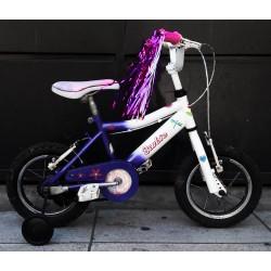 Bicicleta Usada para Nena Rodado 12 Barbie