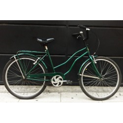 Bicicleta Urbana Usada con Frenos al Manubrio