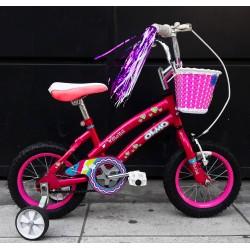 Bicicleta Rodado 12 Usada Olmo Winona
