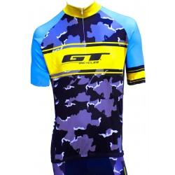 Remera de ciclismo marca GT