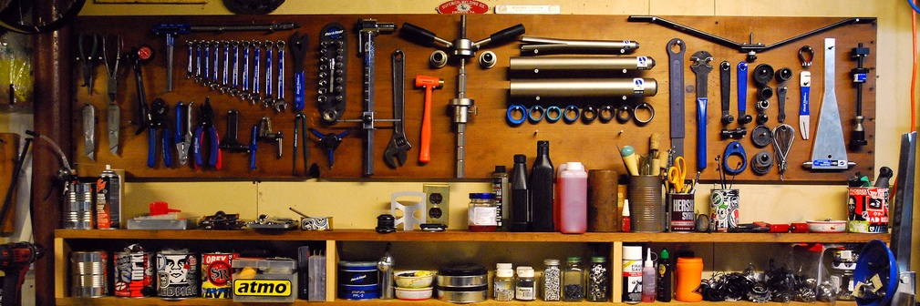 Reparación y restauración de bicicletas TALLER BICI URBANA