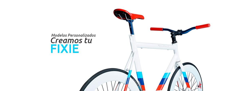 Fixedgear bikes
