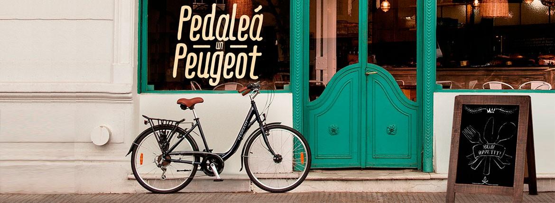 Bicicletas Peugeot 2017