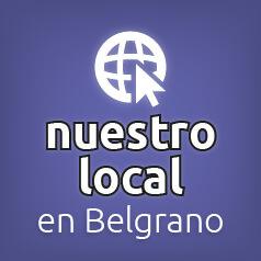 Nuestro local en Belgrano