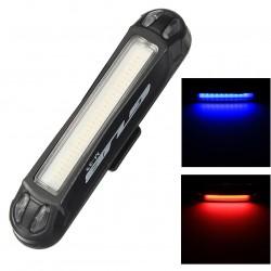 Luz Led Recargable USB Policía