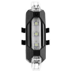 Luz Delantera Recargable USB