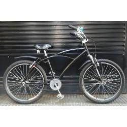Bicicleta Playera R26 Usada con Amortiguación