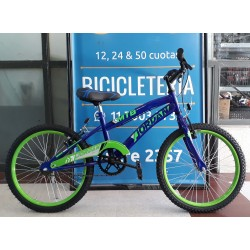 Bicicleta Nene Rodado 20 Jordan