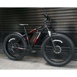 Fat bike electrica SBK