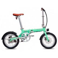 Bicicleta Eléctrica Plegable 2Fold Vintage