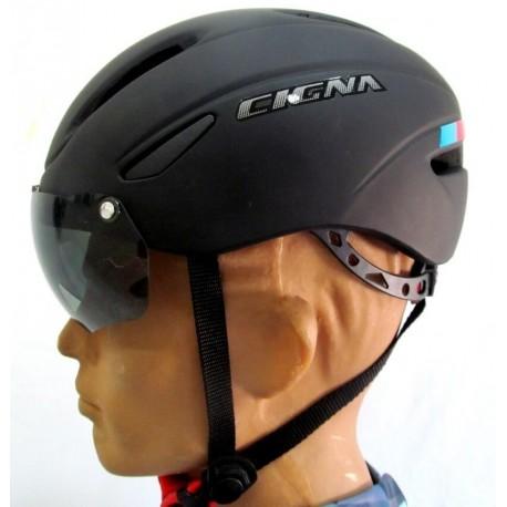 Casco Cigna Aero con lente removible