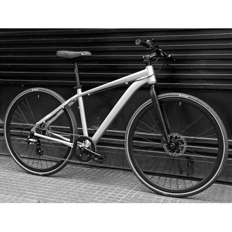 Mountain Bike 29r Alivianada Modelo Pampa