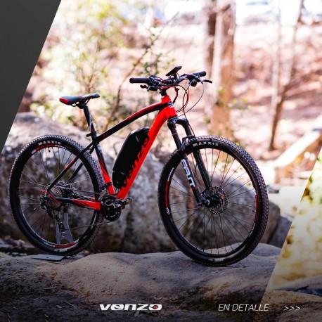 Bicicleta Eléctrica Venzo 29er Shimano Deore